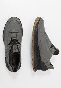 ECCO - EXOSTRIKE - Hiking shoes - dark shadow - 1
