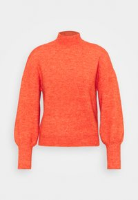VMSIMONE HIGHNECK - Jumper - red clay