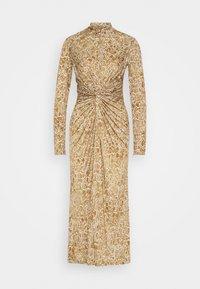 Ilse Jacobsen - NICE DRESS LONG - Jersey dress - cashew - 0
