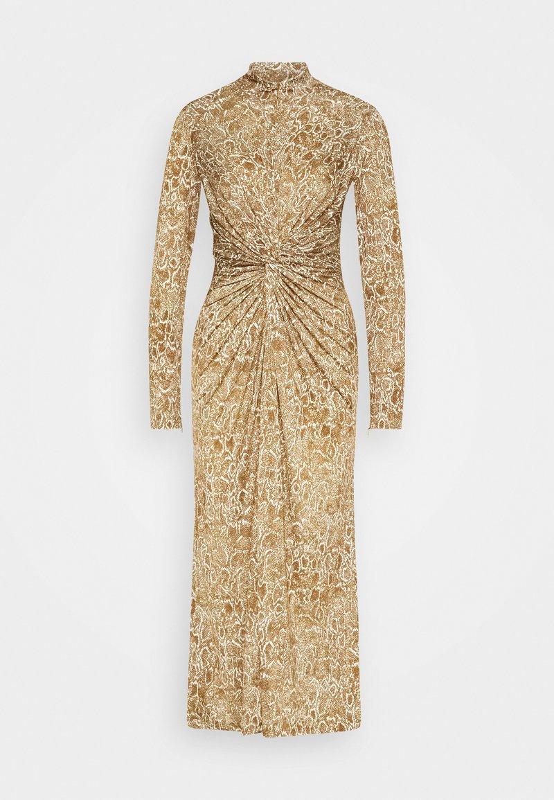 Ilse Jacobsen - NICE DRESS LONG - Jersey dress - cashew