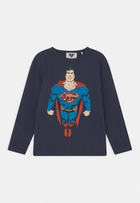 Staccato - MARVEL SUPERMAN  - Long sleeved top - deep blue - 0