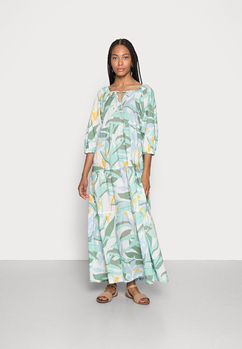 s.Oliver - Maxi dress - ocean green