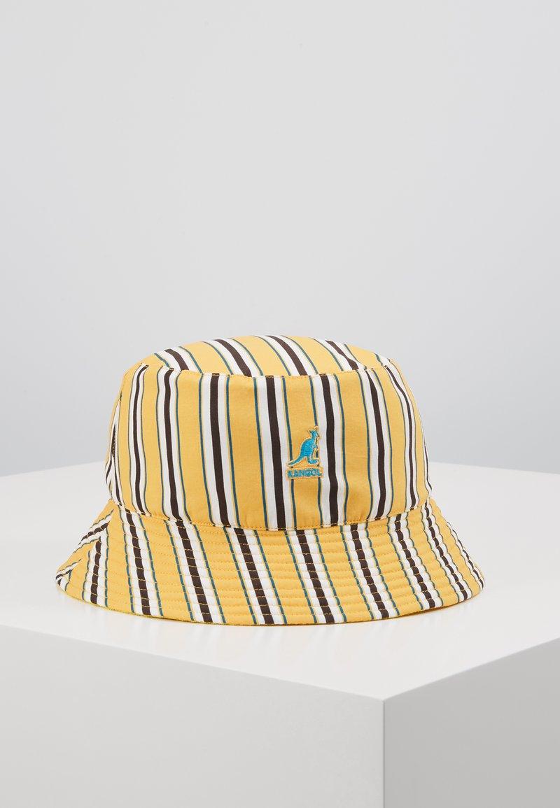 Kangol - DOUBLE PATTERN BUCKET - Hat - sunset