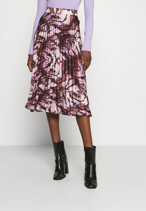 HERITAGE - A-line skirt - wisteria