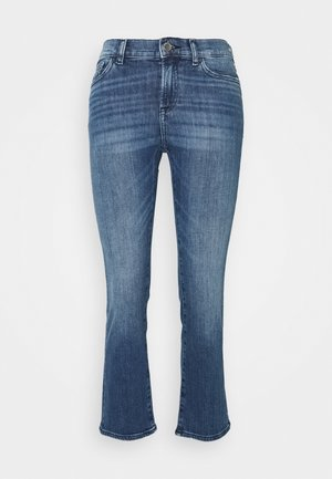 POCKETS PANT - Jeans Skinny Fit - denim