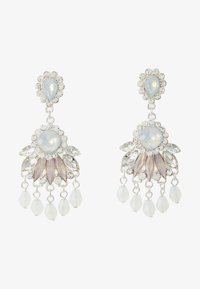 ONLVIOLET EARRING - Earrings - silver-coloured