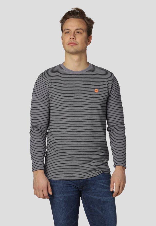 ANDIE - Long sleeved top - grey