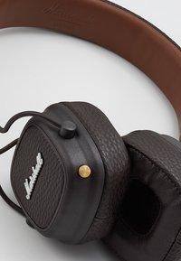 Marshall - MAJOR III BLUETOOTH - Headphones - brown - 6