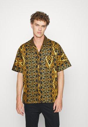 NARAYAN SHIRT - Overhemd - black/gold