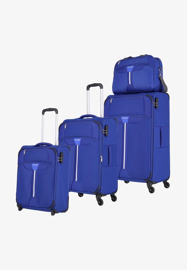 Luggage set - marine
