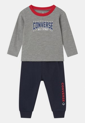STAR UNISEX SET - Bukser - dark grey heather