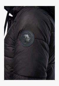 s.Oliver - Winter jacket - black - 4