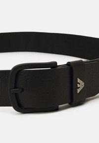 Emporio Armani - Belt - black - 4