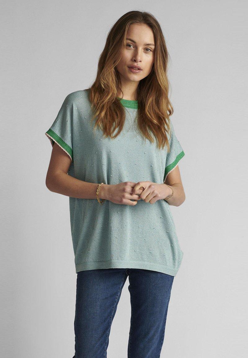 Nümph - NUDARLENE  - Print T-shirt - ether