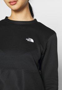 The North Face - Sweatshirt - black - 5