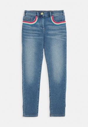 RAINBOW POCKET - Jeans Skinny Fit - sasha wash