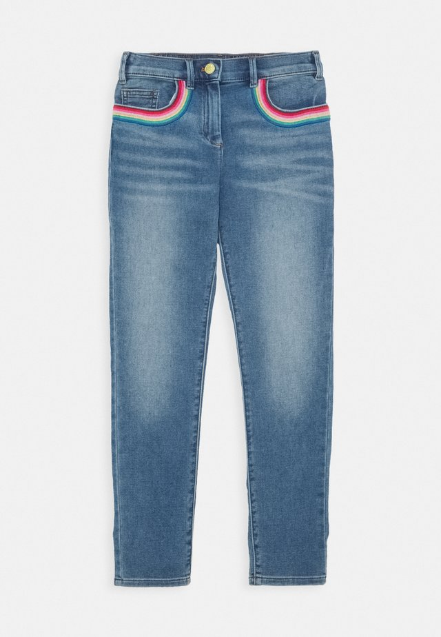 RAINBOW POCKET - Jeans Skinny - sasha wash