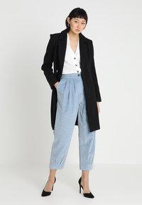 Vero Moda - VMRAMBLA CALA - Classic coat - black - 1