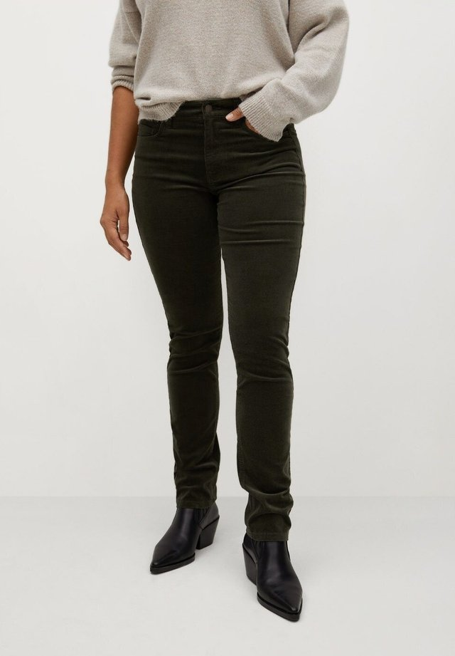 PANI - Jeans slim fit - khaki