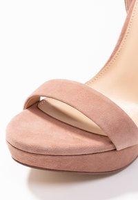 Steve Madden - SARAH - High heeled sandals - tan - 2