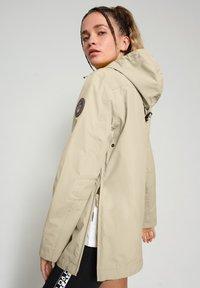 Napapijri - RAINFOREST SUMMER - Winter jacket - natural beige - 3