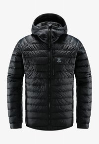 Haglöfs - SPIRE MIMIC HOOD  - Winter jacket - true black - 5