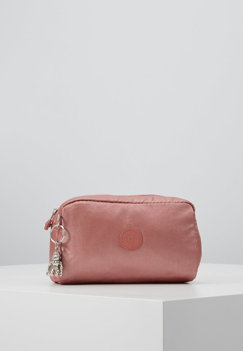 Kipling - GLEAM - Toalettmappe - metallic rust