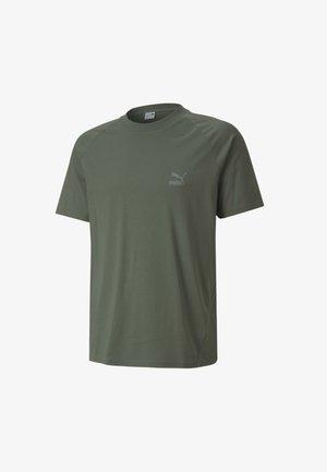 CLASSICS TECH  - T-shirt med print - thyme