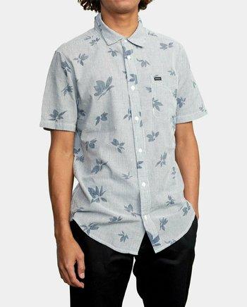Shirt - moody blue