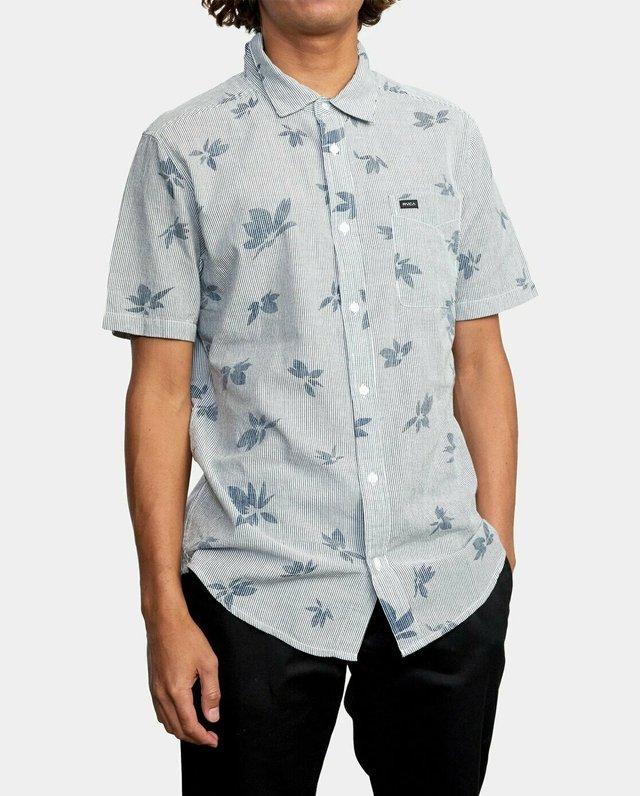 Skjorta - moody blue