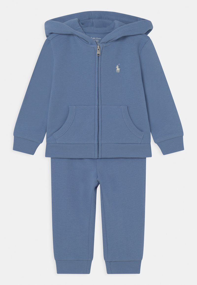 Polo Ralph Lauren - SET - Tracksuit - campus blue