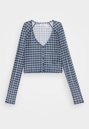 NICOLE - T-shirt à manches longues - blue