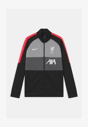 LIVERPOOL FC ANTHEM UNISEX - Club wear - black/white