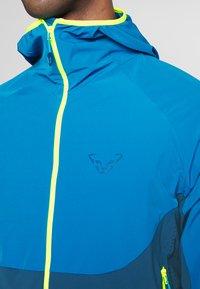 Dynafit - TRANSALPER - Outdoor jacket - mykonos blue - 5