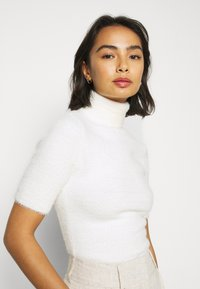 Fashion Union Petite - CHARLIE - Jumper - cream - 5