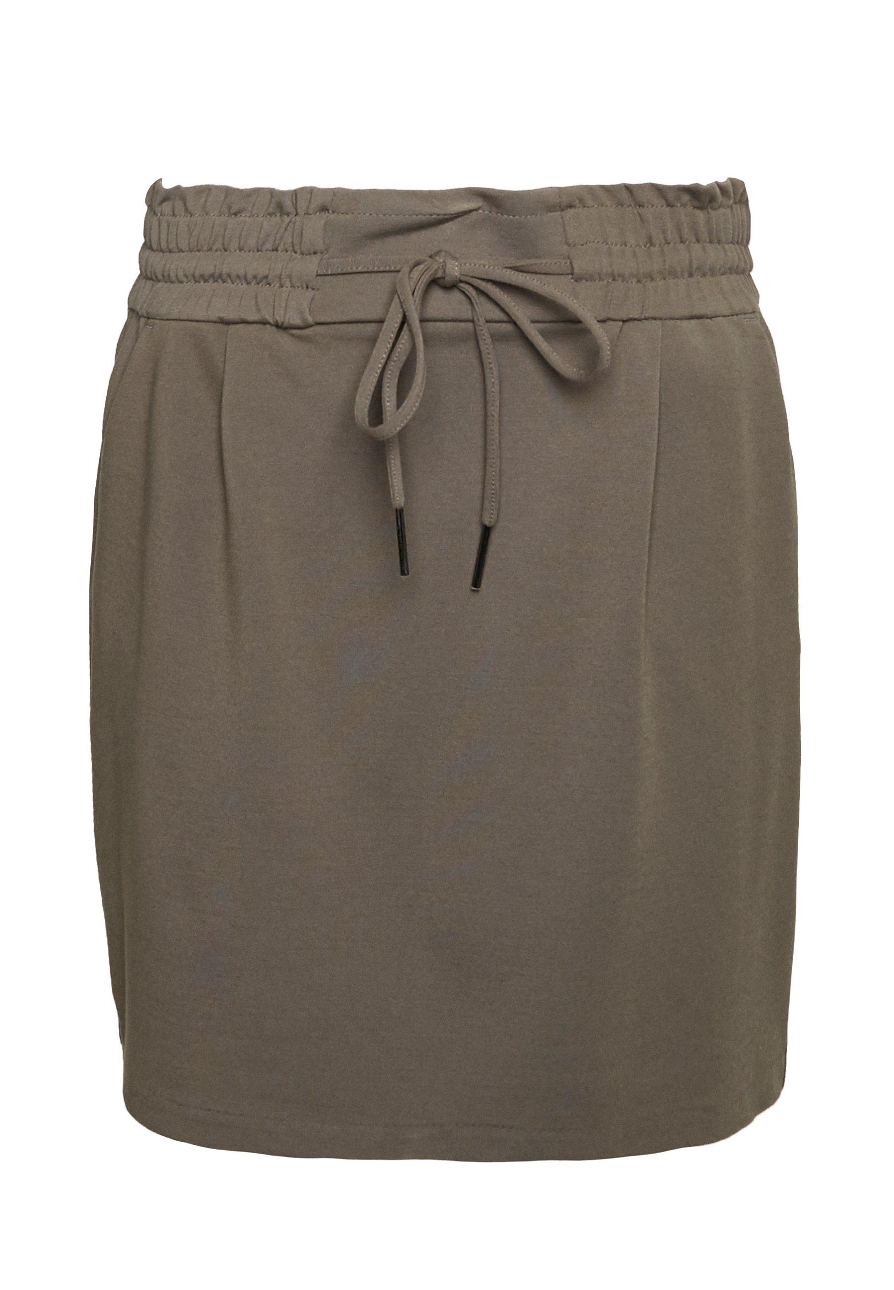 Femme VMEVA SHORT RUFFLE SKIRT - Minijupe