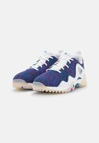 adidas Golf - CODE CHAOS 2021 - Golf shoes - footwear white/legend marine/scarlet - 1