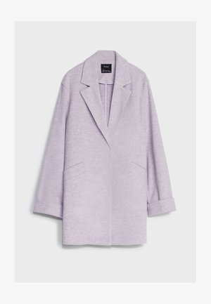 Short coat - mauve