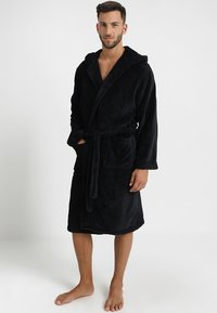 YOURTURN - Dressing gown - black - 0