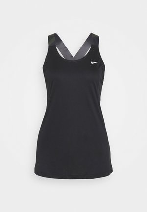 TANK - T-shirt sportiva - black