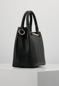 Dorothy Perkins - BAR MINI TOTE - Handbag - black - 3