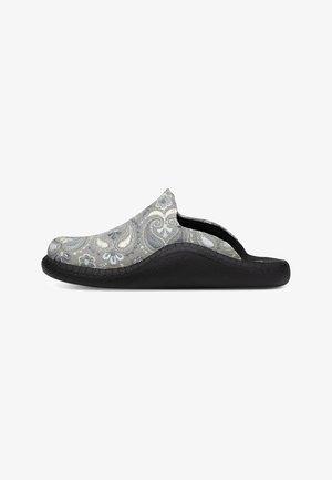 Slippers - hellgrau