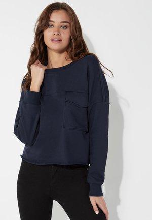 Sweatshirt - blu assoluto