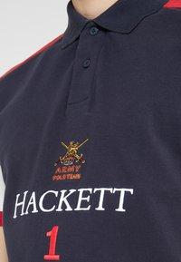 Hackett London - Koszulka polo - navy/multi - 4