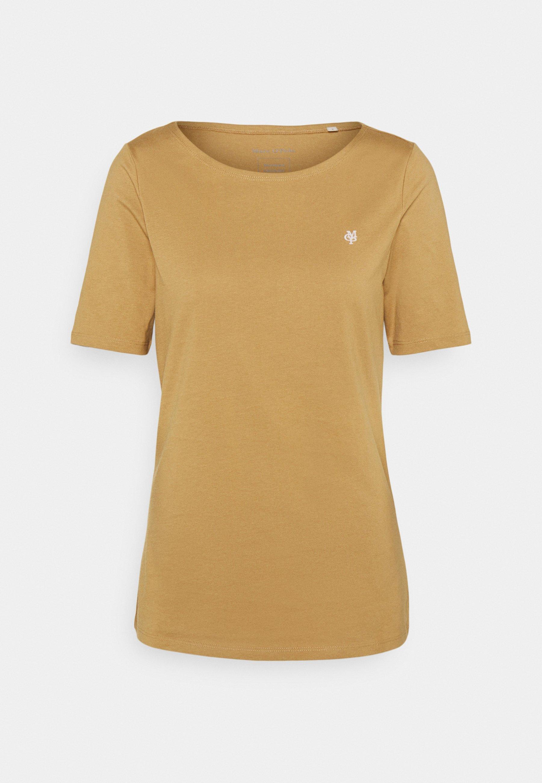 Donna SHORT SLEEVE ROUND NECK - T-shirt basic
