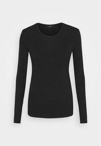 WEEKEND MaxMara - MULTIE - Bluzka z długim rękawem - schwarz - 3