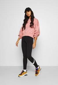 Nike Sportswear - Leggings - black/white - 1