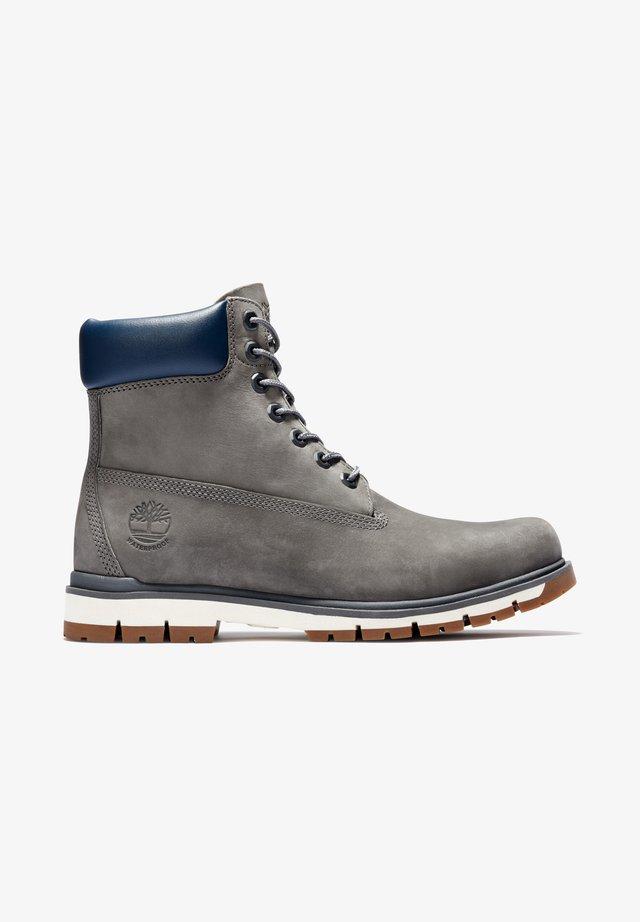 RADFORD 6 INCH BOOT WP - Lace-up boots - medium grey nubuck