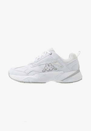 SULTAN - Sports shoes - white/grey