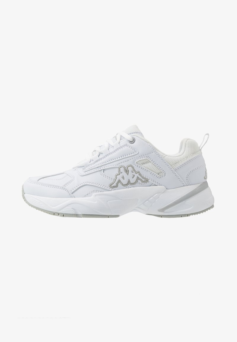 Kappa - SULTAN - Sports shoes - white/grey